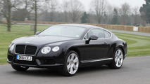 Bentley Continental GT V8 16.3.2012