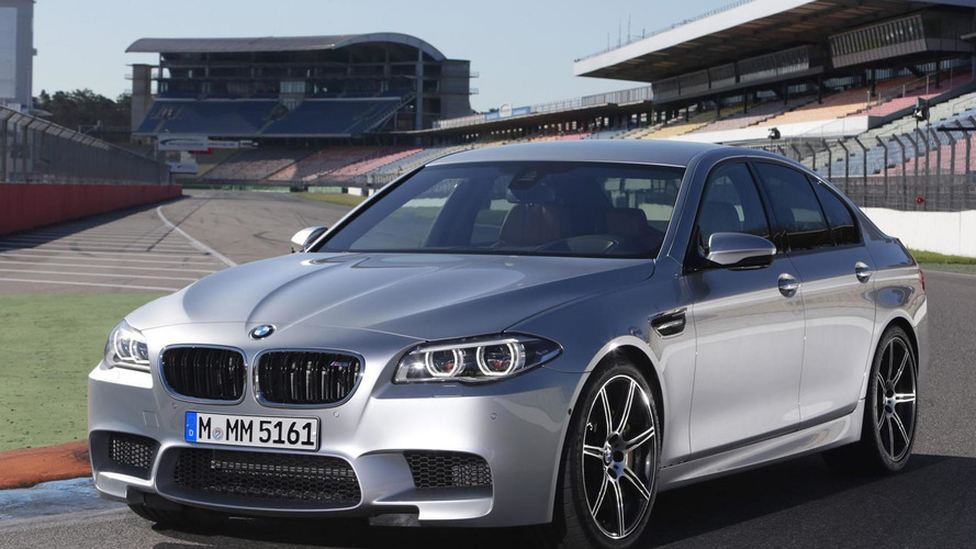 BMW M considering all-wheel drive, cites AMG's success