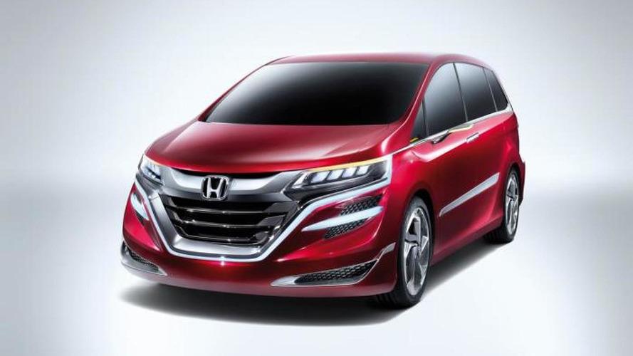 Honda Concept M introduced at 2013 Auto Shanghai [video]