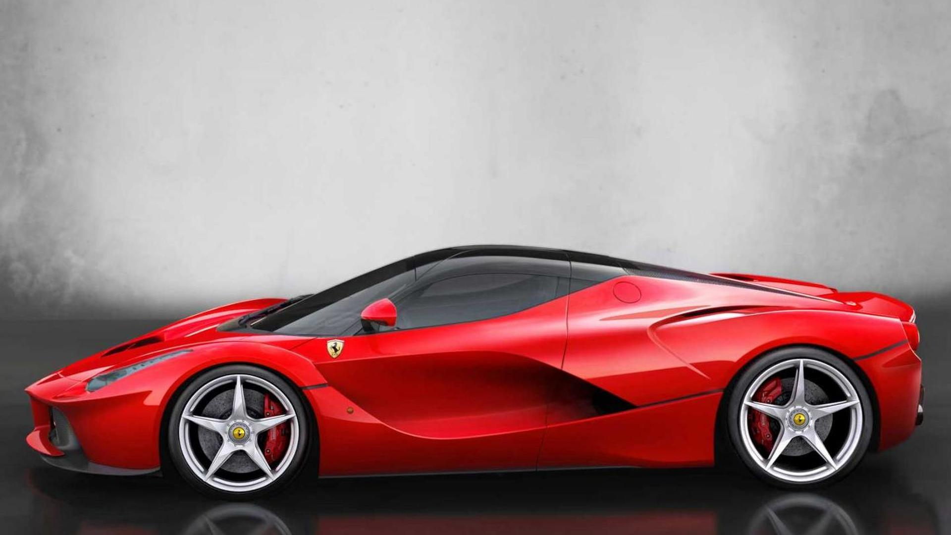 2013 LaFerrari video tour