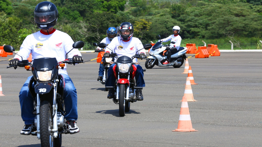 Honda Programa Trânsito