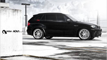 BMW X3 with ADV.1 wheels, 1024, 23.12.2011