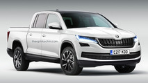 Škoda bientôt sur le marché des pick-ups ?