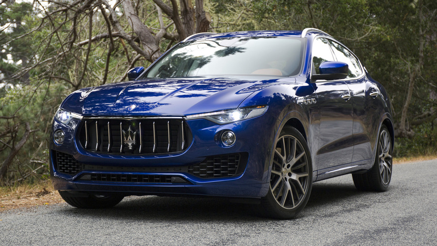 Maserati Levante Recalled For Gearbox Shifting Into Neutral