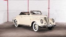 Lot 30 - 1937 Matford V8 72 13 cv Cabriolet 23 places avec spider