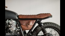 Federal Moto Honda CB 550 Fade to Black