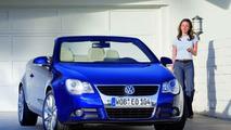 New VW Eos