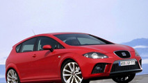 Seat Leon Cupra and Leon SUV Spy Photos