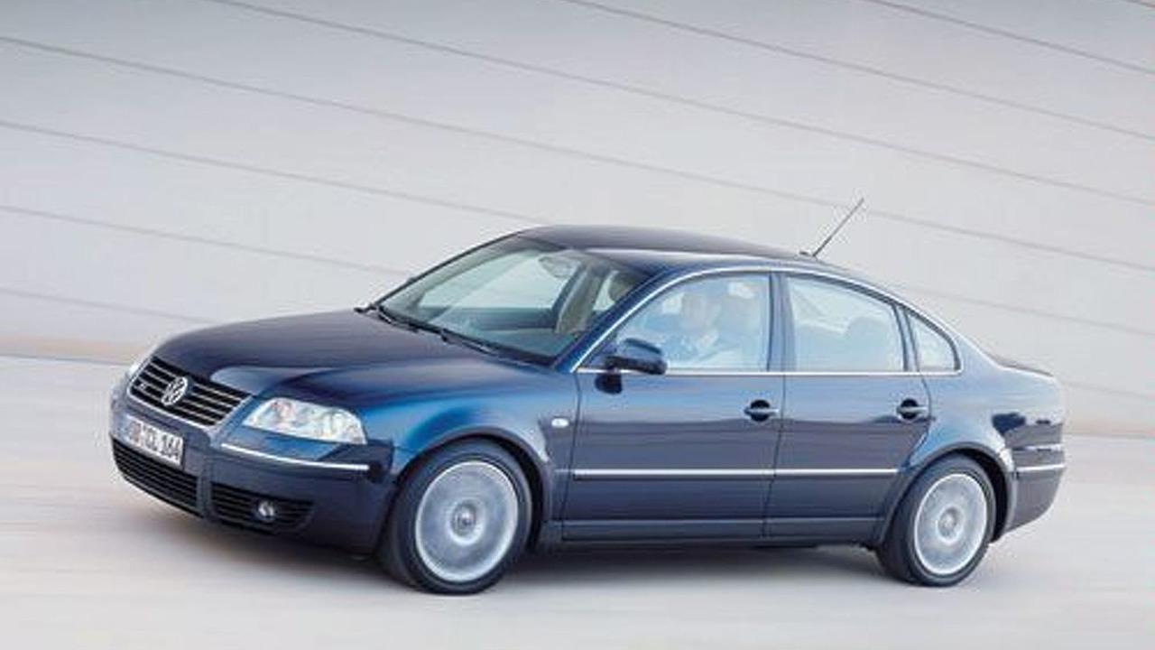 VW Passat W8