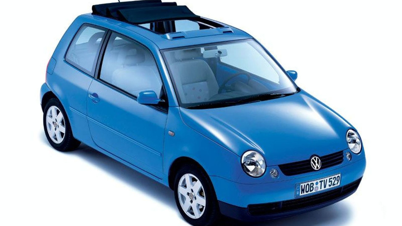 VW Lupo Open Air