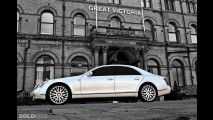 A. Kahn Design Wedding Commemorative Maybach 57