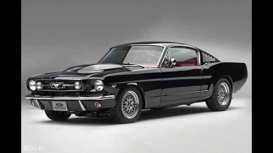 Ford Mustang Fastback Cammer