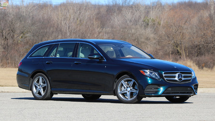 2017 Mercedes-Benz E400 Wagon Review