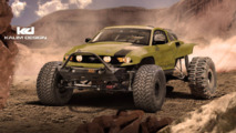 Ford Mustang Baja racer mash-up is almost plausible, absolutely awesome