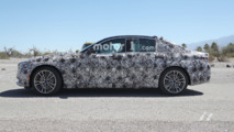 BMW 5 Series PHEV Spy Pics