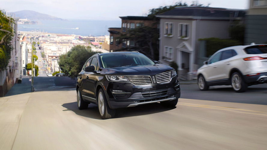 2017 Lincoln MKC updated with more standard equipment