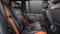 Range Rover by Carbon Motors and Onyx Concept