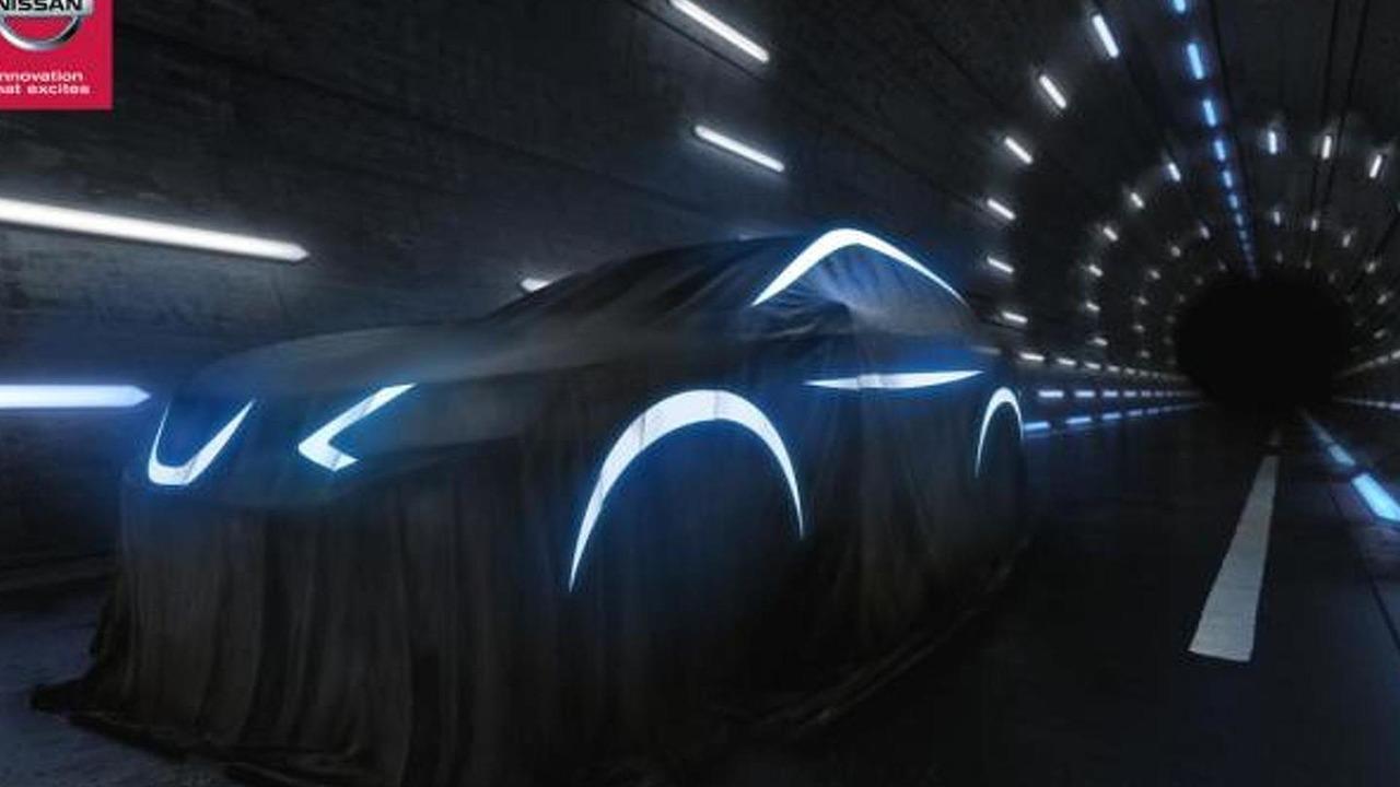 2014 Nissan Qashqai teaser photo 28.10.2013