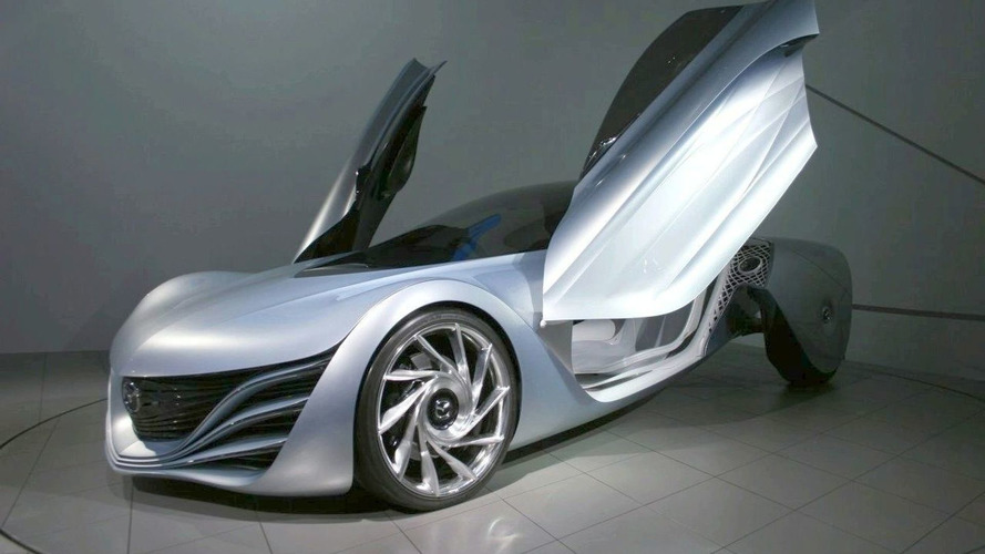Mazda1 City Car Concept in the Works