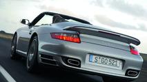 Porsche 911 (997) Turbo Convertible