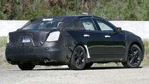 Lincoln MKS Spy Photos