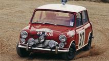 Paddy Hopkirk, Monte Carlo Rallye 1964