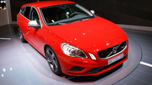 Volvo V60 plug-in hybrid announced for Geneva
