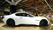 Maserati GranTurismo S MC Sport Line Revealed in Bologna