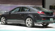 2012 Acura TL debuts in Chicago