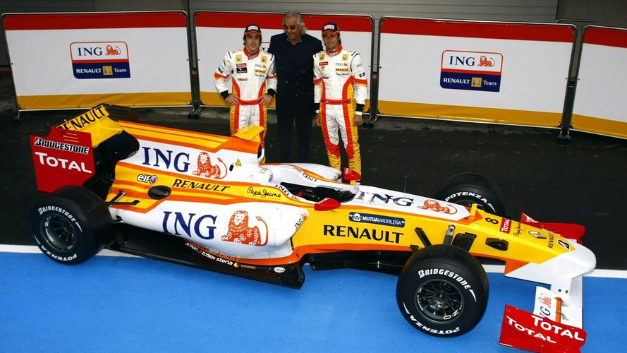 New Renault R29, Williams FW31 cars revealed