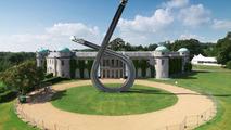 Audi Goodwood monument revealed