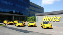Hertz announces Lotus Elise, Exige rentals available in Italy