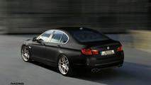Racing Dynamics Preparing 2011 BMW 5-Series (F10) Tuning Program