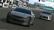 Nissan GT-R in Gran Turismo 5 Prologue