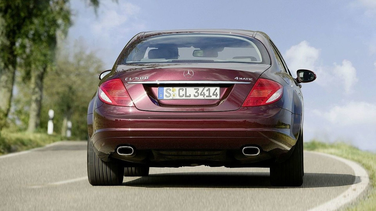 Mercedes CL 500 4MATIC