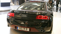 An Audi to Make Hearts Beat Faster: Abt R8 Debuts at Essen