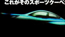 2010 Nissan FR Sports Coupe Teaser Image Leaked