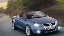 2006 VW Eos Spy Photos