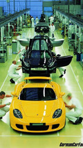 Carrera GT number 1111 delivered to Middle East customer