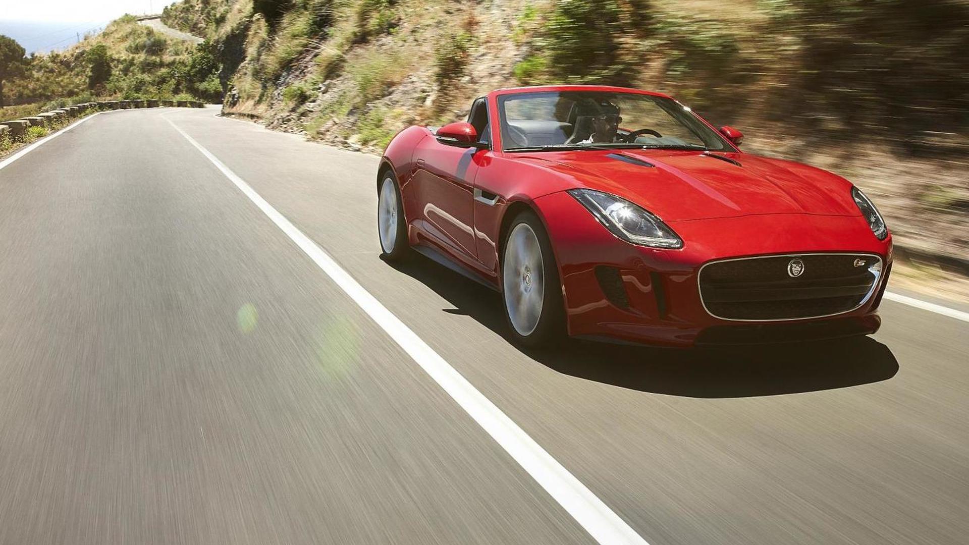 Jaguar F-Type concept to debut at Goodwood