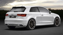 New Audi A3 gets initial tuning kit from Abt Sportsline