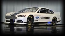 2013 Ford Fusion NASCAR Sprint Cup Car revealed