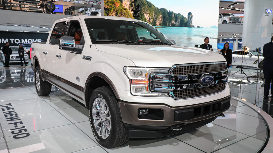 Ford F-Series is America's best-selling truck 40 years in a row