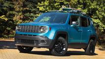 Jeep Renegade Riptide concept