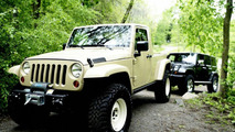 Jeep Wrangler JT and Ultimate Concepts