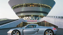 Porsche and Michelin launch new tires for the Carrera GT