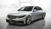 Wald International gives the Mercedes S-Class a modest makeover