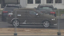 2015 Audi Q3 facelift spy photo