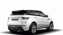 LARTE Design drops more photos and details about its custom Range Rover Evoque