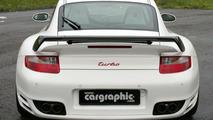 Cargraphic 997 Turbo RSC 3.8
